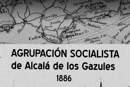 Imagen del PSOE Andalucía 1886
