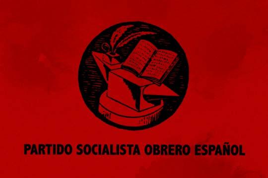 Imagen del logotipo PSOE Andalucía 1920