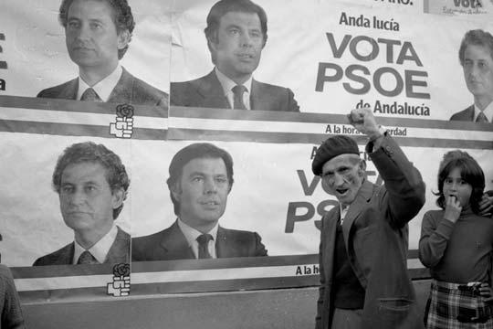 El PSOE de Andalucía consigue su primera mayoría absoluta
