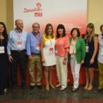 Ocho andaluces en la Comisión Ejecutiva Federal del PSOE