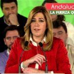 "Susana Díaz: ""El único tren que voy a coger es el tren de Andalucía"""