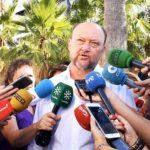 """Antonio Pradas: """"Defendemos el ideal de Blas Infante al proteger en Andalucía el Estado de Bienestar"""""""