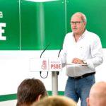 El PSOE-A pide una posición común del Parlamento sobre inmigración y atención a los menores no acompañados