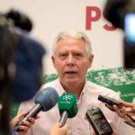 Menacho destaca el esfuerzo de la Junta por una educación de calidad pese a la oposición de Podemos, PP y Cs