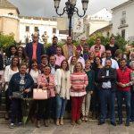 María Jesús Serrano garantiza el apoyo socialista  a la igualdad real de las mujeres rurales y a su papel  clave en la cohesión territorial