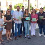 María Márquez subraya que los planes de empleo de la Junta darán trabajo digno a miles de andaluces