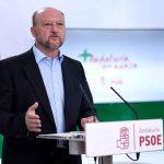 Antonio Pradas reclama responsabilidad a PP y Cs en Andalucía para impulsar los PGE que necesita esta tierra