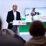 Francisco Conejo: «El mejor aval que tiene el PSOE andaluz para las elecciones es el trabajo bien hecho»