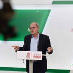 Juan Cornejo garantiza desde el PSOE propuestas para Andalucía frente a los insultos del resto de partidos