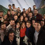 Susana Díaz destaca la apuesta del PSOE andaluz por las energías renovables para potenciar el autoconsumo y reducir el coste energético