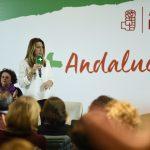 """Susana Díaz: """"Agradezco a Pedro Sánchez su compromiso, responsabilidad y sensibilidad con el Campo de Gibraltar en el acuerdo del Brexit"""""""
