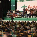 """Susana Díaz: """"No pueden impugnar nuestro 28F y poner en cuestión nuestro autogobierno"""""""