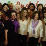 """Susana Díaz: """"En el 25N hay que reivindicar la igualdad y que las mujeres se sientan protegidas porque no podemos acostumbrarnos a los minutos de silencio"""""""
