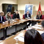 PSOE y UGT coinciden en priorizar el impulso del empleo de calidad en Andalucía