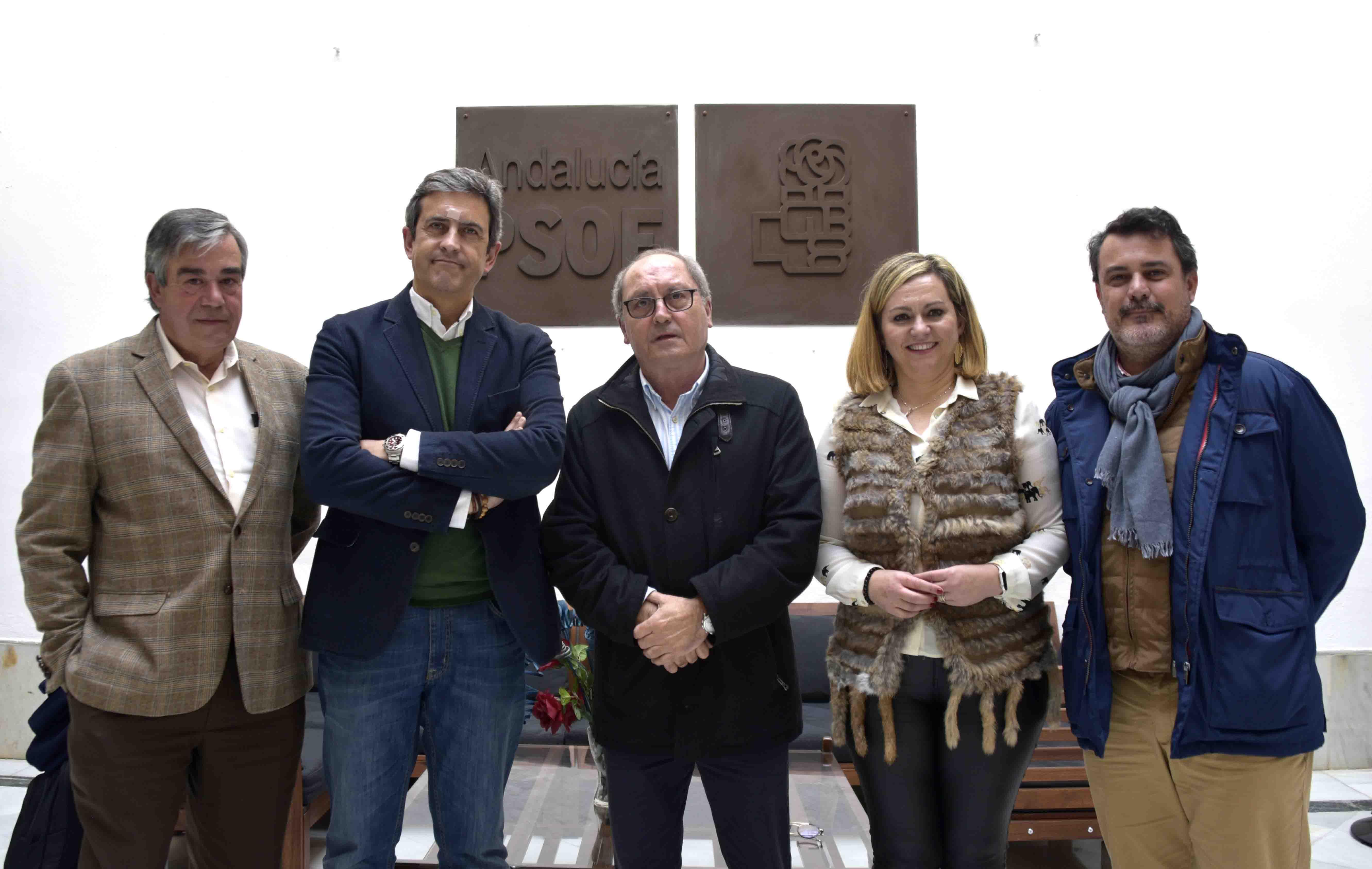 PSOE CAZA
