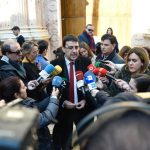 Mario Jiménez: «Pediremos la comparecencia del consejero de Hacienda para que explique por qué no hay Presupuesto para Andalucía