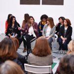 Susana Díaz anuncia iniciativas parlamentarias para la defensa de la equiparación salarial y condiciones laborales entre hombres y mujeres
