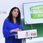 """Ángeles Férriz alerta de la """"ofensa al 8M"""" de un Gobierno andaluz """"rehén del machismo negacionista"""""""