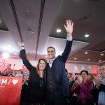 """Susana Díaz: """"El 28 de abril vamos a quitarnos la 'espinita' del 2D y aportar miles de votos a la victoria en España del PSOE y de Pedro Sánchez"""""""