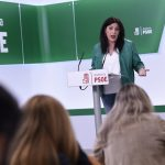 """Ángeles Férriz anima a hacer """"una enmienda a la totalidad"""" en las urnas al Gobierno de las derechas en Andalucía"""