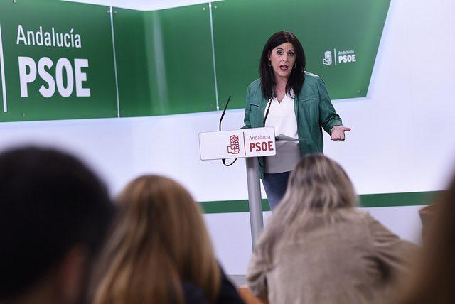 ÁNGELES FÉRRIZ PSOE-A