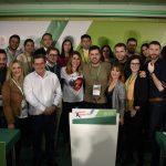 Alejandro Moyano, nuevo Secretario General  de las Juventudes Socialistas de Andalucía