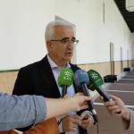 Jiménez Barrios critica el nombramiento del ex  delegado del Gobierno del PP en Cataluña como secretario general de Acción Exterior de la Junta