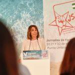 """Susana Díaz hace un llamamiento a la  movilización ciudadana en las elecciones  del 10N: """"en tu voto está tu poder"""""""