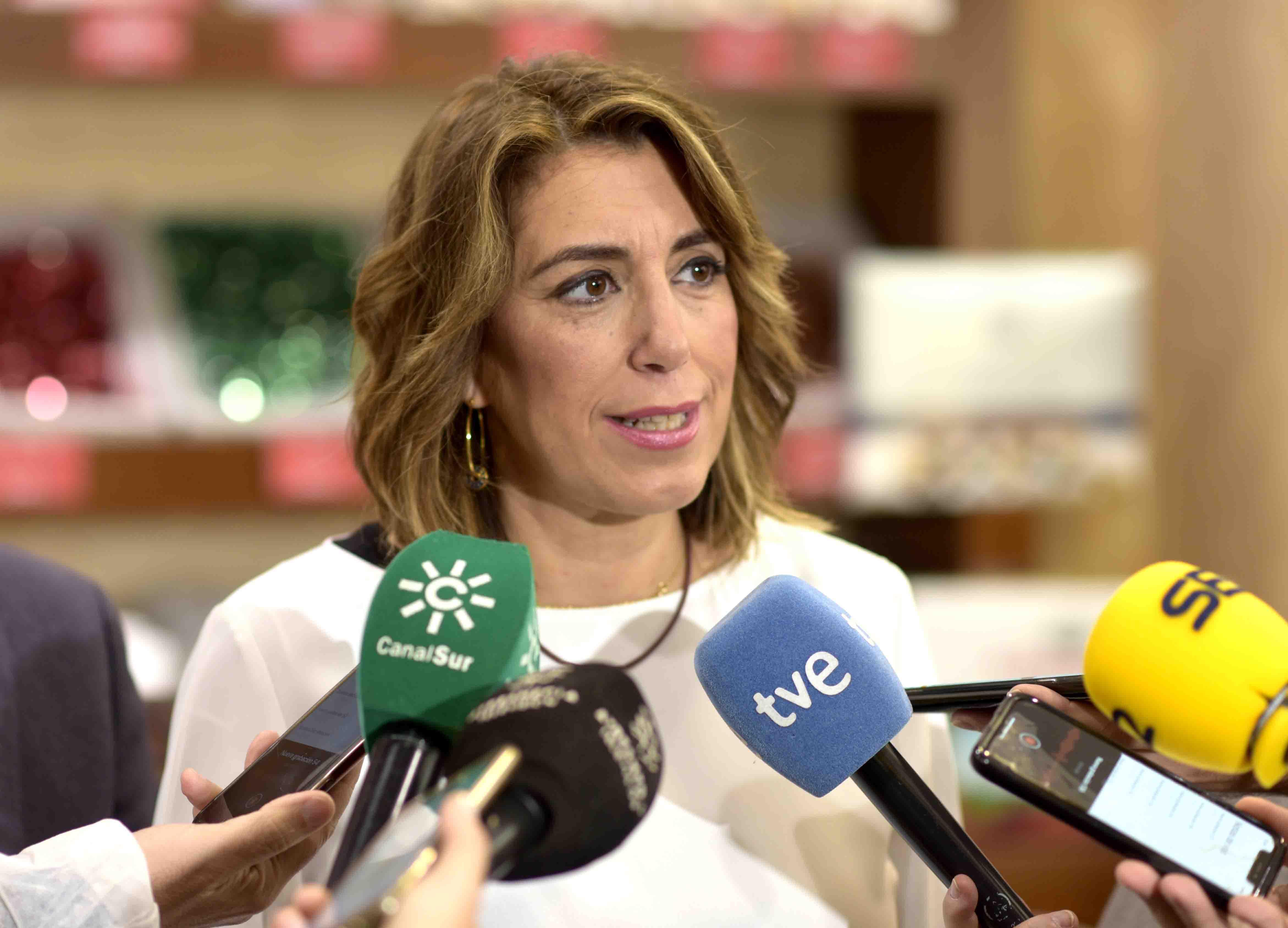 Susana Díaz vox rompe consenso violencia género