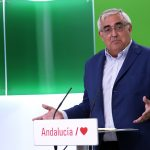 """El PSOE-A exige a Moreno Bonilla un """"gran acuerdo político"""" sobre los presupuestos del año 2021 con el """"blindaje de la sanidad, la educación y la lucha contra el desempleo"""""""