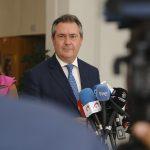 """Juan Espadas: """"Abrimos una nueva etapa en la que queremos que el Parlamento sea para los andaluces una referencia del diálogo y los acuerdos"""""""
