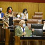 Ángeles Férriz insta a Moreno Bonilla a implicarse en el reto municipalista de Juan Espadas y abrir los fondos de recuperación a los ayuntamientos y diputaciones