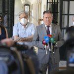 """Juan Espadas insta al Gobierno andaluz a que """"si tiene voluntad sincera de acuerdo"""" sobre la Ley de Suelo es necesario """"mejorar el texto"""""""