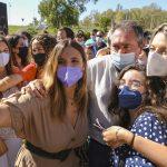 Espadas se compromete a poner a la juventud como motor de la recuperación social y económica de Andalucía