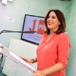 Ángeles Férriz confirma propuestas socialistas en el Parlamento para agilizar las ayudas por el incendio de Sierra Bermeja