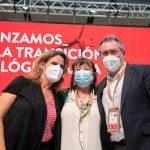 """Juan Espadas: «Los jóvenes merecen que este Congreso sea la alianza por la defensa del ecologismo, lo verde y la socialdemocracia del siglo XXI"""""""