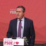 Juan Espadas exige a Moreno Bonilla una respuesta sobre las propuestas socialistas para el Presupuesto andaluz